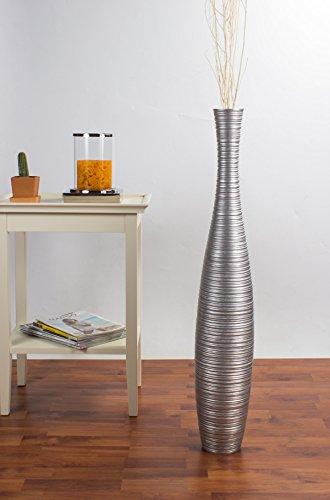 Grand-Vase-Dcoratif-90-cm-Bois-du-manguier-Argentin-0