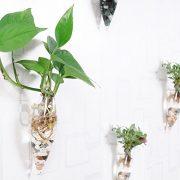 artlass-Lot-de-4-mural--suspendre-en-verre-Fleur-Pot-Vase-Pot-Rcipient-Terrarium-Home-Deco-0-0