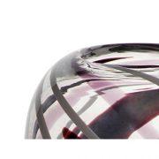 Vase-en-verre-Collection-FLAME-violettegrisnoir-36-cm-fait--main-AMARA-DESIGN-powered-by-CRISTALICA-0-0