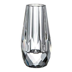 Clair-Bud-Vase-Cristal-taill-pour-Tabel-Vase--fleurs-par-Donoucls-6-x-12-cm-Petite-STYLE1-0