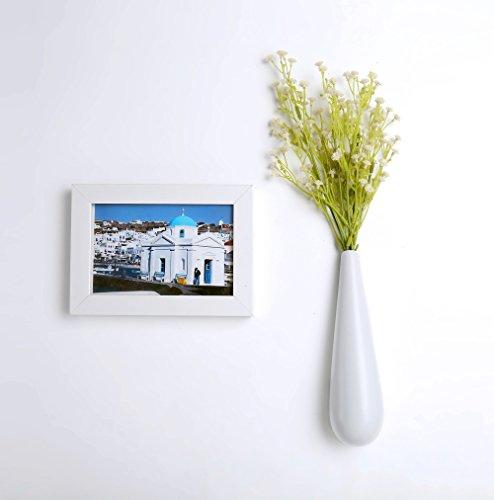 flintronic-Lot-de-3-Vase-Dco-en-Cramique-Suspendu-Forme-de-Goutte-dEau-pour-Plantes-Fleurs-Dcoration-de-Jardin-Maison-0