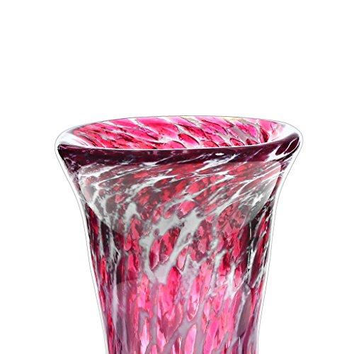 achat design vase en verre deco vase fleurs collection marmorix pavel. Black Bedroom Furniture Sets. Home Design Ideas