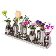 Vase-en-cramique-ensemble-vase--fleurs-vase-en-cramique-color-vase-blanc-plante--fleurs-en-cramique-dco-dcoration-10-vases-argent-0
