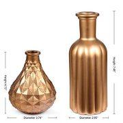 PH-Home-Petite-vases-en-verre-Design-Moderne-Vase-pour-Arrangements-Floraux-fentre-de-fte-de-Mariage-Dcoration-de-la-Maison-Lot-de-2-0-0