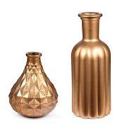 PH-Home-Petite-vases-en-verre-Design-Moderne-Vase-pour-Arrangements-Floraux-fentre-de-fte-de-Mariage-Dcoration-de-la-Maison-Lot-de-2-0