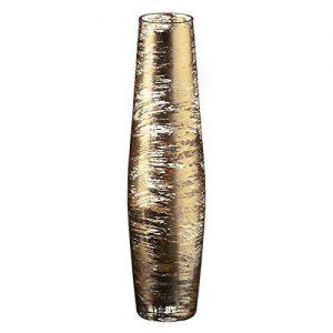 Vase-Vase--fleurs-Vase-en-verre-Collection-GOLDEN-DUST-or-transparent-35-cm-fait--la-main-AMARA-DESIGN-powered-by-CRISTALICA-0